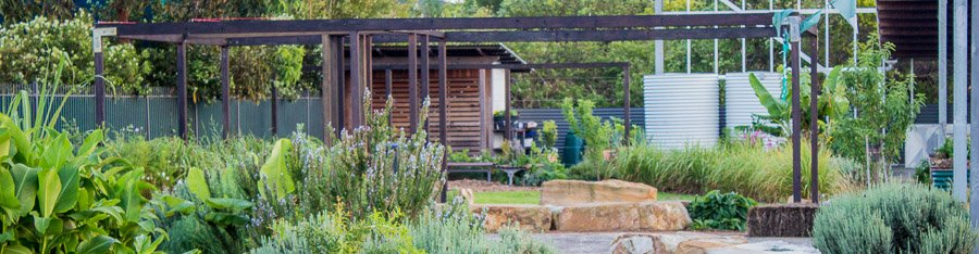 Sydney Organic Gardens Edible sustainable beautiful