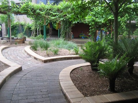 Sydney organic gardens edible sustainable beautiful for Landscape architecture courses sydney